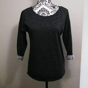 H&M Dark Gray sweater